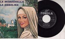 FRANCO TRINCALE disco 45 giri STAMPA ITALIANA La monachella