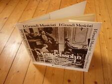 Mendelssohn Sogno di una notte d'estate/Concerto per violino Ruggiero Ricci LP