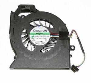 CPU Lüfter Fan 4-polig HP Pavilion dv6-6000 dv7-6000 dv6-6bxx MF60120V1-C181-S9A
