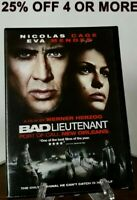 Bad Lieutenant: Port of Call New Orleans (DVD, 2010, Canadian, Eng/Fre)