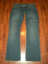 Lucky Brand Mid Rise Flare SOHO Dark Wash Jeans Women's Size 8 29 X 33