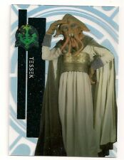 2015 STAR WARS HIGH TEK #31 TESSEK EMPEROR'S THRONE ROOM PAT 1 FORM 1