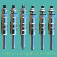 P38 Range Rover 2.5 TD BMW-M51 Heater Glow Plug Set By Bearmach