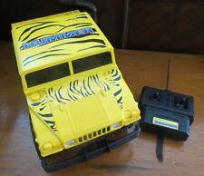 RadioShack Yellow Hummer Radio Control Toy Truck