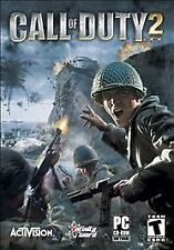 Call of Duty 2 (PC, 2005) (PC/Windows/CD-ROM) Game (6-Disc Set) - Complete