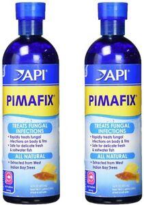 Mars Fishcare North Amer API Pimafix 16oz bottle 2 pack