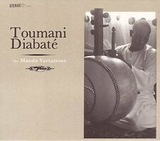 Toumani Diabate - THE MANDE VARIATIONS [CD]