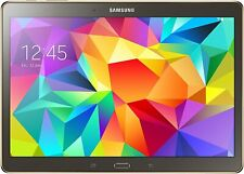 "Samsung Galaxy Tab S T805 16GB WiFi + 4G 10,5"" Tablet Grau"
