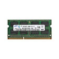 New Samsung 4GB DDR3 PC3-10600 1333 mhz CL9 204pin Laptop Memory SO DIMM RAM