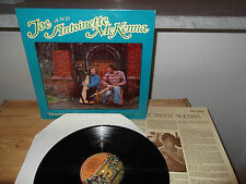 "JOE AND ANTOINETTE MC KENNA ""Traditional Music Of Ireland"" SHANACHIE USA 1978 -"