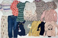 GAP Old Navy Sweater Dress Top Jeans 4-5 4T XS Girls Fall Clothing Lot Bundle