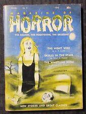 1965 Acme MAGAZINE OF HORROR v.2 #3 FN- 5.5 Robert E Howard