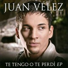 Juan Velez : Te Tengo O Te Perdi CD