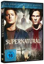 Supernatural - Staffel 4 [6 DVDs](NEU/OVP) TV-Serie (22 Episoden), 886 Min