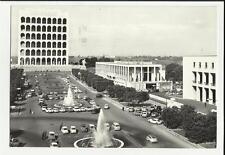 roma eur e.u.r. palazzo della civilta' del lavoro 1969 spedita