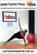 Yoga & Barre Fusion EXERCISE DVD - Barlates Body Blitz - YOGA FUSION FLOW!