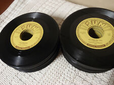 ROCKABILLY 50 SUN RECORDS JOHNNY CASH, JERRY LEE LEWIS  $499 ALL ORIGINAL M-