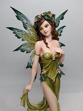 Elemental Earth Fairy Statue Fairyland Legend Faerie Figurine Ada De La Tierra