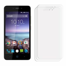 New ZTE Blade A452 Screen Protector Cover Guard - [2 Pack - HD Clear]