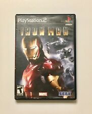 PS2 Greatest Hits Iron Man Video Game