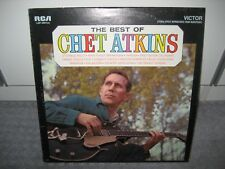 """LP Chet Atkins """"The Best of"""" (RCA Victor)"""