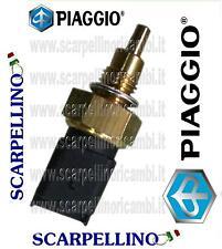 SENSORE TEMPERATURA ACQUA VESPA GTS 250 cc -TEMPERATURE SENSOR- PIAGGIO 639000
