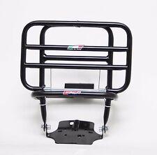 Portapacco posteriore Piaggio Vespa 50 Special 125 Primavera ET3 Nero ribaltina