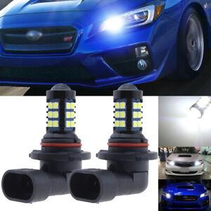 30-SMD LED High Beam Daytime Running Light Kit For Subaru Impreza WRX STI Legacy