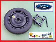 "Ford S-Max 16"" Space Saver Spare Wheel 5 Stud 2008-2018 Genuine Jack & Spanner"