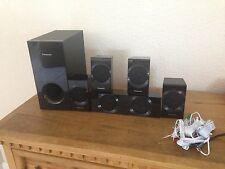 Panasonic Home Theater Surround Sound// SB-HF190, SB-HC190, SB-HW1903
