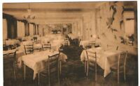 Undated Unused Postcard Old Colony Dining Room Hotel Penn York Pennsylvania PA