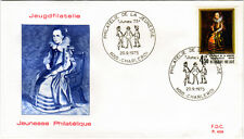 Belgien 1831 FDC, Jugendphilatelie