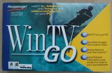 Hauppauge WinTV-GO model 607 daheim, Schule oder Büro