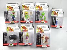 WOLRD OF NINTENDO 7er Set Figur : Yoshi LINK Luigi PIKMIN Nintendo JAKKS (KB) *