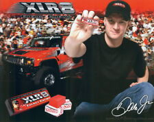 2006 Dale Earnhardt, Jr. XLR8 Energy Chews Hummer NASCAR postcard