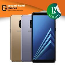 Samsung Galaxy A8 A530F 2018 - 32GB 64GB-TUTTI I COLORI-Sbloccato-OTTIME