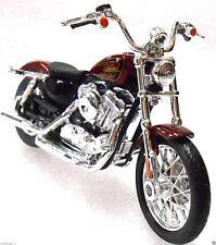 Harley-Davidson Motorcycle 2012 XL 1200V Seventy-Two 72 Bike Toy 1:18 Scale