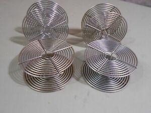 4 Film Developing Reel Spools  Stainless Steel