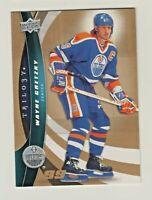 2009-10 Upper Deck UD Trilogy #99 WAYNE GRETZKY Edmonton Oilers HOF GOAT