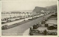 Olive Lesbury. 35 Cowper Road, Redland, Bristol 1952 - -Teignmouth QR939