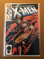 Uncanny X-Men 212--(VF/NM condition)--Wolverine vs. Sabretooth R.1, Marvel 1986