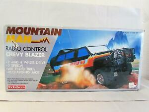 RARE RadioElecon Shinsei Mountain Man Radio Control Chevy Blazer in Original Box