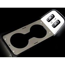Cup holder, s/s keyhole & e/w trim, Mazda MX-5 mk1, stainless, JDM, Eunos, MX5