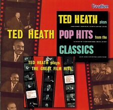 Ted Heath - Plays The Great Film Hits & Plays Pop Hits From The Classics (CD)
