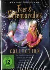 Feen und Elfenparadies Collection - NEU OVP - 2 DVD Set - 6 Filme Fantasy