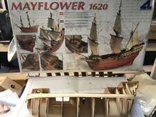 Mayflower 1620 1:64 by Artesania Latina