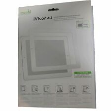 NEW MOSHI iVisor AG Advanced IPAD 2, 3 or 4 High Quality Screen Protector WHITE