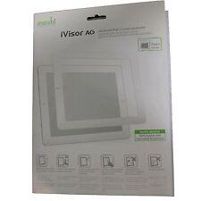 NEW MOSHI iVisor AG Advanced IPAD 2, 3 or 4 High Quality Screen Protector WHITE
