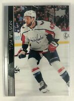 2020-21 Tom Wilson Upper Deck Variante Francaise Series #2 Capitals French #442