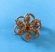 Vintage Doll Accessory: Jewelry Brooch Madame Alexander Cissy Miss Revlon Bisque